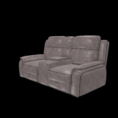Phenomenal Lisbon 2 Seater Recliner Console Evergreenethics Interior Chair Design Evergreenethicsorg